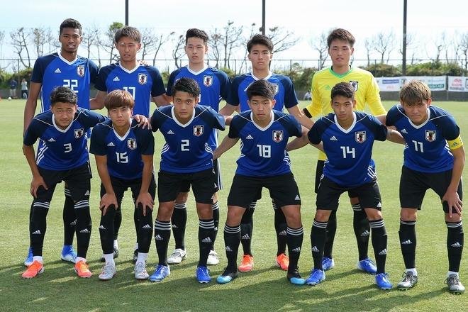 トレーニングキャンプに臨むU-19日本代表候補30名を発表! 10月からはW杯出場を懸けたアジア選手権に参戦