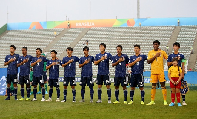 U-16日本代表候補37名を発表! 11月には3大会連続のW杯出場を懸けたアジア選手権に挑む