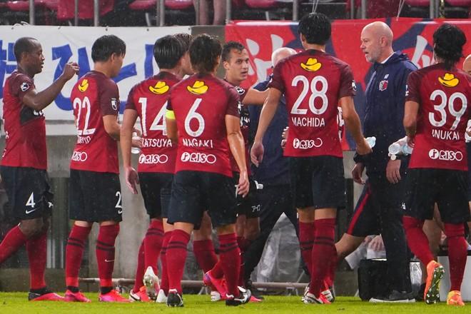【鹿島】昨季王者に完勝も、今季初めてポゼッション率で下回る。ザーゴ監督の評価は?