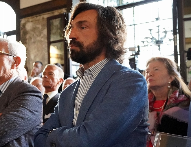 「ジダンとの比較は間違い」「ギャンブルだ」ピルロのユーベ監督就任をデル・ピエロら元同僚たちはどう見た!?