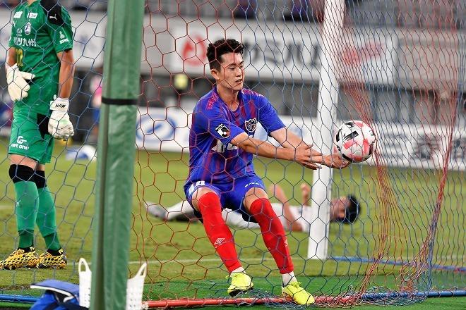 【FC東京】大分戦でプロ入り初ゴールも笑顔は無し…20歳のMF品田愛斗の目標は「チームを勝たせられる選手になりたい」