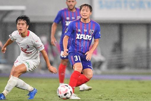 【FC東京】「改めて凄い選手」。安部柊斗がC大阪戦後に絶賛したアタッカーは?