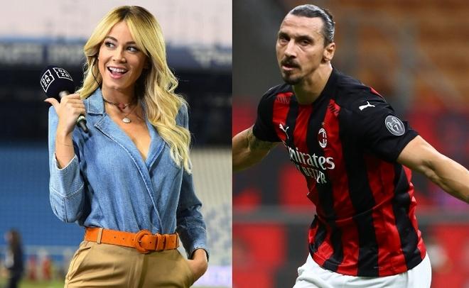 伊美人記者がイブラヒモビッチとのゴシップと批判を語る「胸元の開いた女性はサッカーや政治の話をできないなんて…」