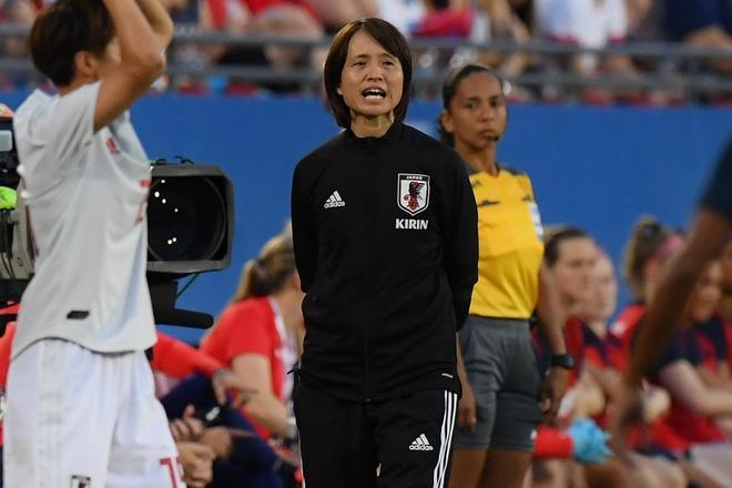 ついになでしこジャパンが始動! 高倉監督が国際Aマッチ実施の男子日本代表への思いを告白「シンプルに羨ましかった…」