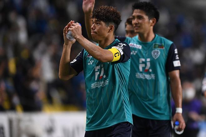 【J2】福岡が怒涛の12連勝、前日敗戦の徳島に替わって首位浮上!遠藤加入後無敗の磐田は2連勝