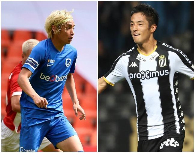 ベルギー日本人対決、伊東純也と森岡亮太がゴールに絡む活躍! 勝負はヘンクに軍配も、伊東は退場処分に…