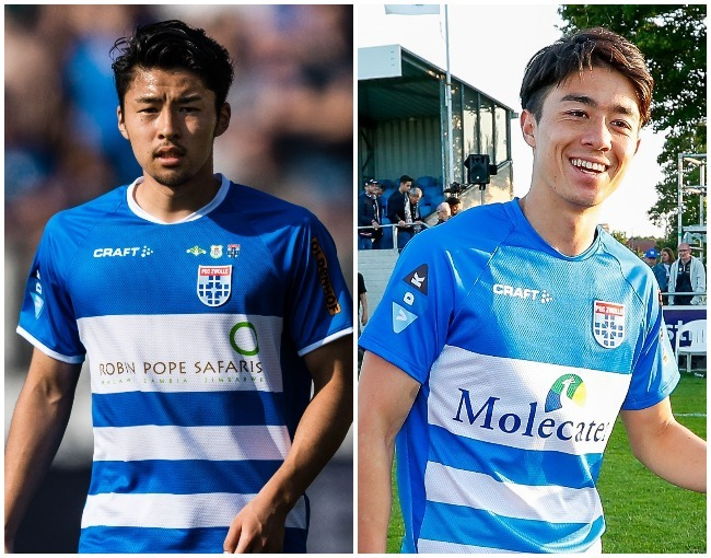 「みごとに変貌を遂げた」ズウォーレの日本人選手2名が現地で高評価! 中山雄太を指揮官が称賛、MOMには…