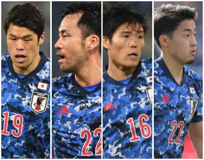 仏メディアが「2022年W杯の日本代表」の先発メンバーを大胆予想! 激戦区の攻撃陣はどうなる?