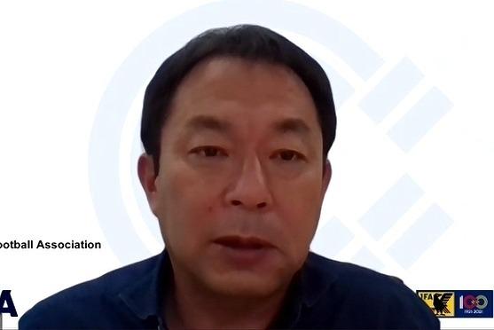 ミャンマー戦延期…反町技術委員長が経緯を説明。AFCは6月15日までにアジア2次予選の全日程終了を厳命