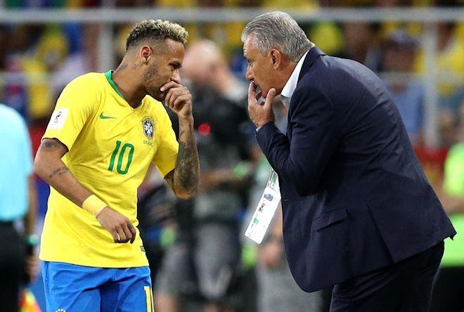 「成熟したプレーヤーへと成長した」ネイマールをブラジル代表指揮官が大絶賛!「以前は個人プレーが…」