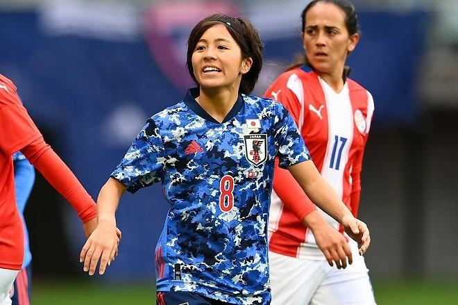 「鬼強いやん」パラグアイに7発圧倒のなでしこジャパンに賛辞続々!「岩渕のドリブルはワクワクする!!」