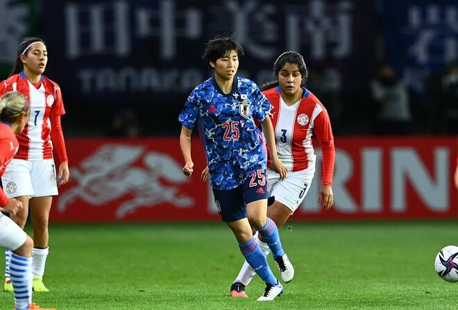 「東京五輪への想いというか…」代表デビューの18歳に芽生えた感情とは?【なでしこジャパン】