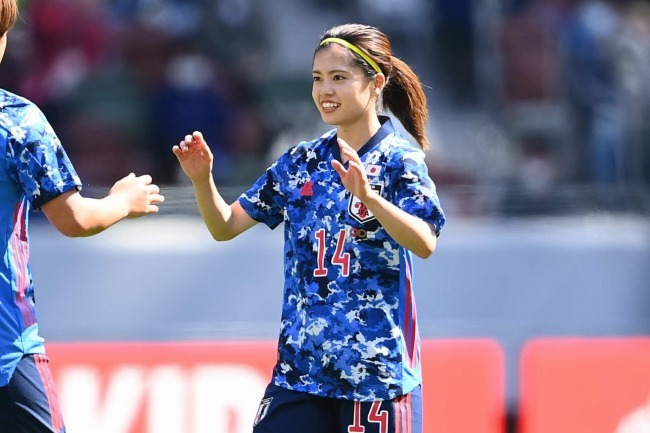 「長谷川うまっ!」「強いわ、このチーム」なでしこジャパンが前半で5点奪取! パナマ戦の展開にファン興奮