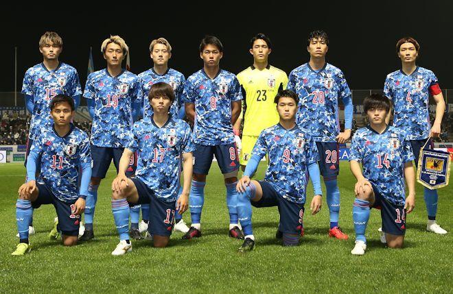 日本は南アフリカ、メキシコ、フランスの順に対戦する厳しい組に…東京五輪サッカーの組み分けが決定!