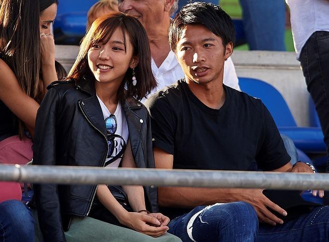 「可愛く清純な美貌」柴崎岳の妻・真野恵里菜さんに韓国メディア注目!「スペインで内助に力を入れている」