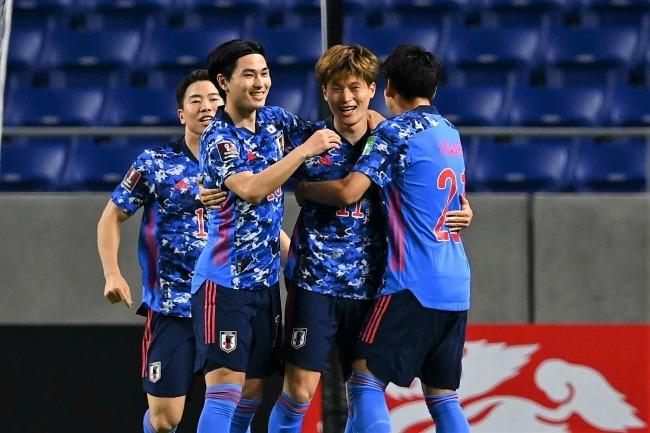 「日本が完璧な記録をキープ」AFC公式が森保ジャパンの快進撃を称賛!「幸運なことに…」