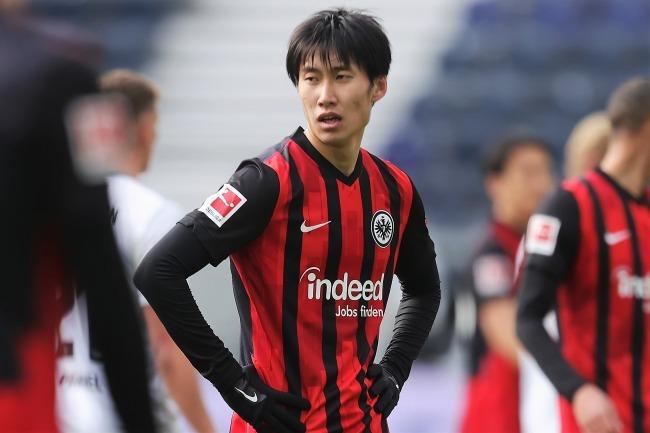 「彼は新監督のコンセプトに合う」鎌田大地は来シーズン残留が濃厚? 新強化部長が現地紙に明かす