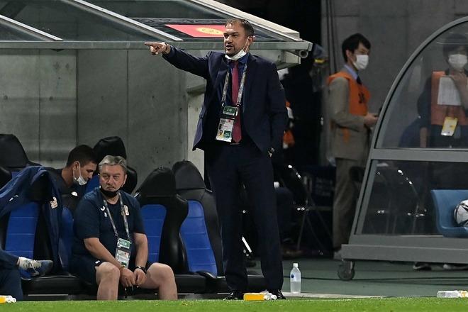 「ニッポンは我々の選手よりも…」キルギス指揮官、認めざるを得ない日本代表との差に言及