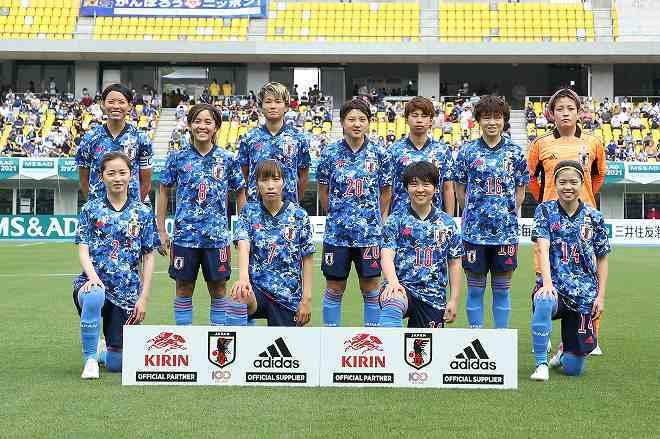 【なでしこジャパン全選手プロフィール】東京五輪に挑む18名の出身地、キャリア、プレースタイルは?