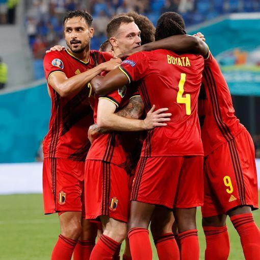 神戸DFが決勝点をもたらす! 優勝候補ベルギーがフィンランドを撃破、3連勝でB組首位通過を果たす【EURO】