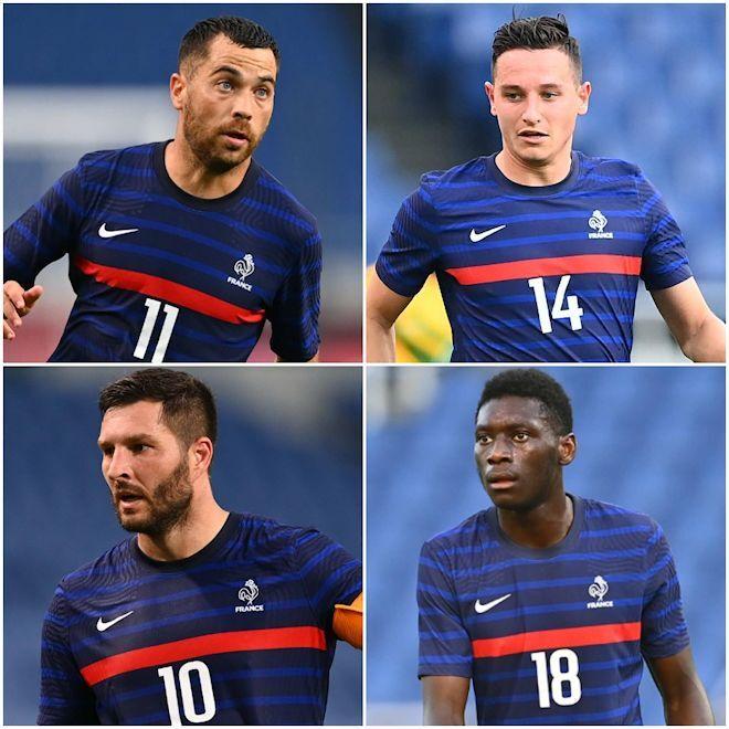 日本がフランス戦で警戒すべき選手は? オーバーエイジ3選手に要注意だ【東京五輪】