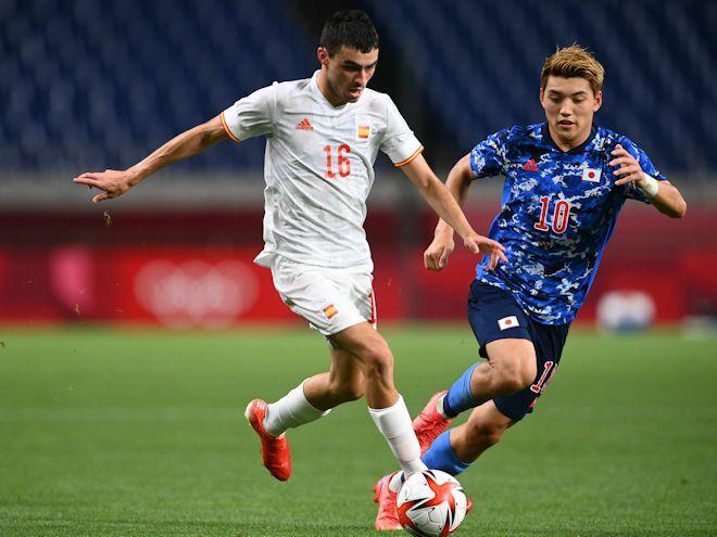 五輪サッカーの醍醐味は、若き「才能」が火花を散らすことの儚さ【小宮良之の日本サッカー兵法書】