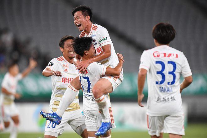 【J2】新潟が4試合ぶり勝利で3位を死守! 相模原が残留圏18位に浮上…元J1勢2チームがJ3降格圏に低迷