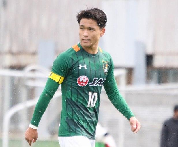 青森山田MF松木玖生が「僕が求めるものを持っている選手」に挙げたのは? 「勝負したい」ポジションと課題にも言及