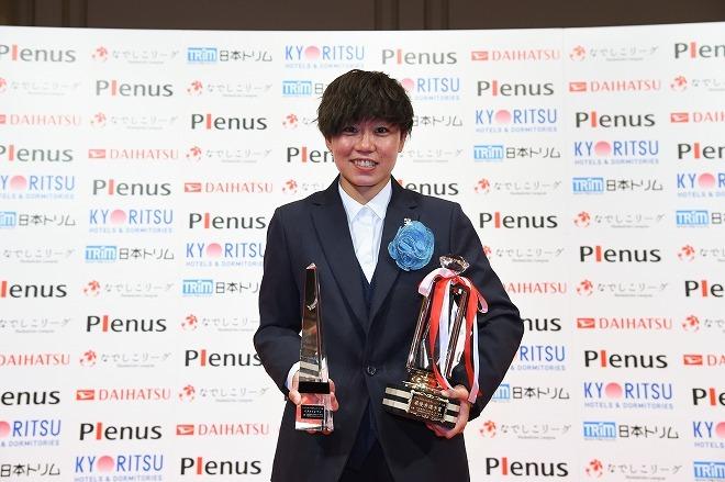 なでしこリーグ、2021年度の各賞を発表!MVPはセルティック古橋への憧れ語る元日本代表MF