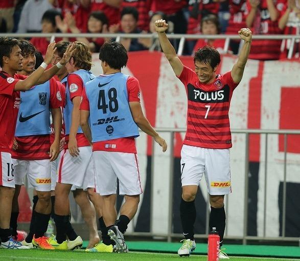 二度の揺りかごダンス。鹿島が優勝を決めた夜、埼スタで生まれたちょっと幸せな物語