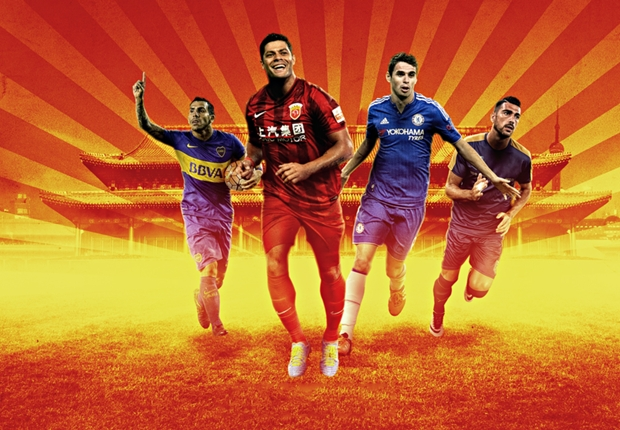 オスカル、条件付きでCSLがプレミアリーグのライバルになると明言「中国人選手もなかなか良い」
