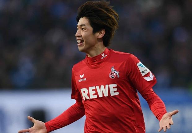 ケルン大迫、チームと自身の好調についてブンデス公式で語る…最も仲のいい日本人選手は?