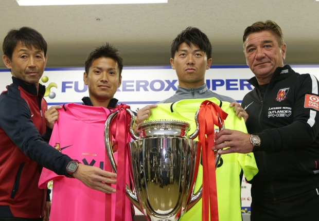昨季チャンピオンシップ決勝の再現!浦和と鹿島による頂上決戦/ゼロックス杯