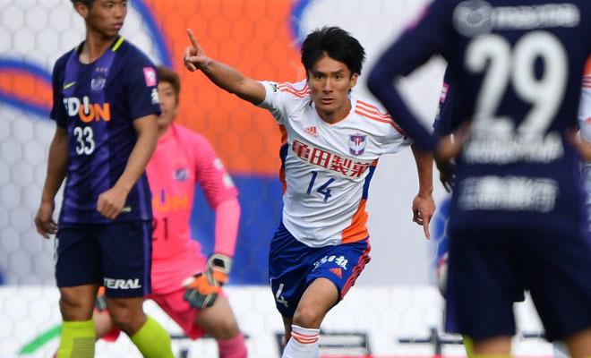 【新潟】同点弾の田中達也がチームメイトに感謝する理由。「ガンガン行くことしか考えてなかったけど…」
