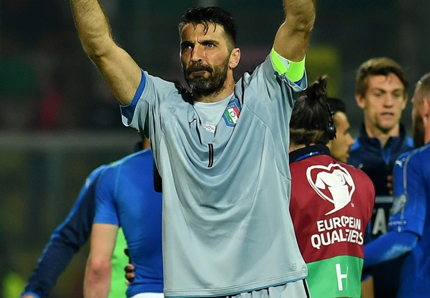 スペイン、イタリアが揃って勝利…ブッフォンが1000試合出場達成/W杯欧州予選