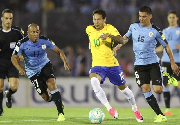 ブラジル代表指揮官、敵地でのウルグアイ撃破に満足「とても難しいことだった」