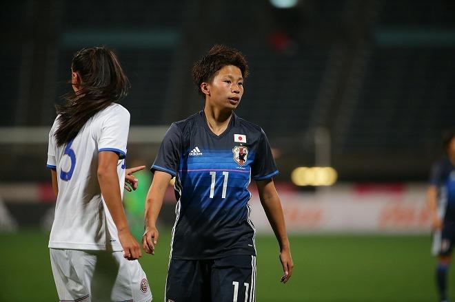 【なでしこジャパン】「FWは結果がすべて」。急成長を遂げる田中美南のゴールへの渇望