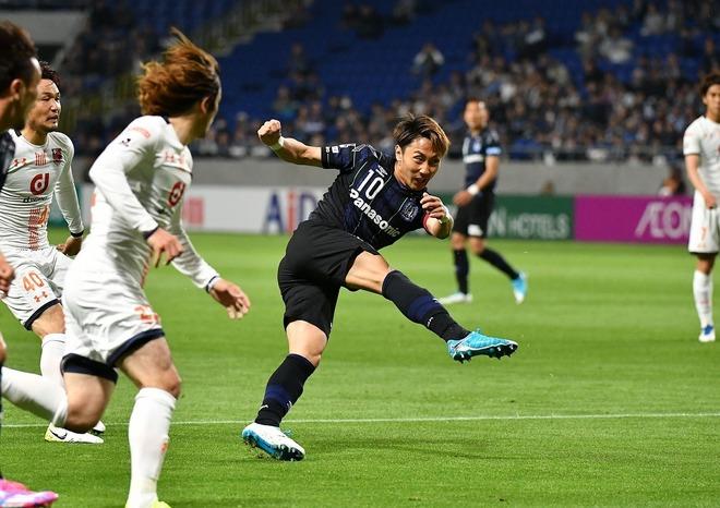 【G大阪】日本代表・倉田秋から聞き出した本音「俺の10番にする」「プレッシャーが半端やない」