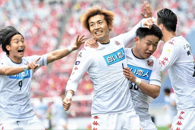 【札幌】移籍後初ゴールを決めた兵藤慎剛が試合後、何度も口にした言葉とは?