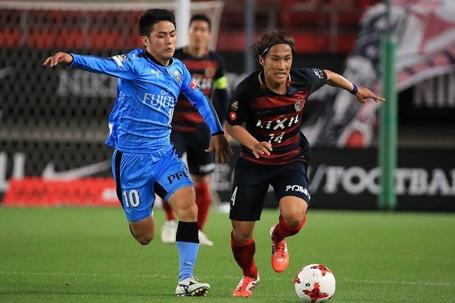 川崎が効果的な3ゴールで鹿島を撃破。昨季王者がホームで5敗目…