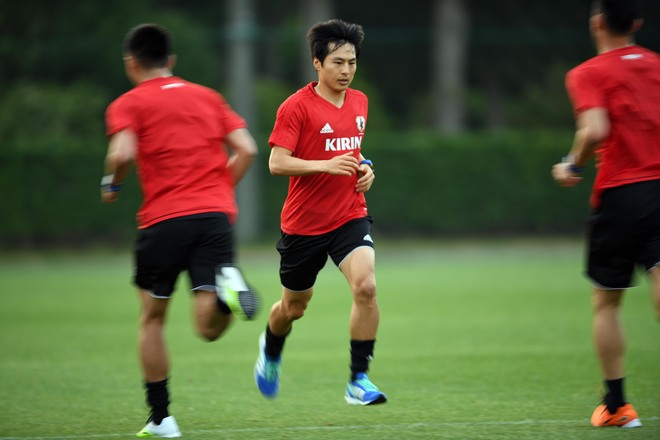 【日本代表】「僕みたいな経歴の選手が…」。満を持して代表入りした加藤恒平への期待感