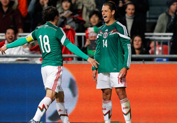 チチャリートがメキシコ代表の歴代最多得点者に…驚異のハイペースで記録を更新