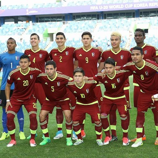 サッカー ベネズエラ 代表