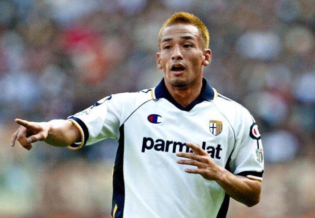 栄光のパルマに名を刻んだ中田英寿「他クラブから羨まれた名選手、偉大な10番」