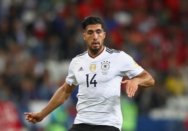ドイツ代表MF「C・ロナウドを恐れていない」コンフェデ決勝でポルトガルとの対決を熱望
