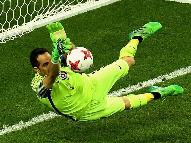 【コンフェデ杯】チリがPK戦でポルトガルを下し決勝へ! C・ブラーボに神が宿った!!