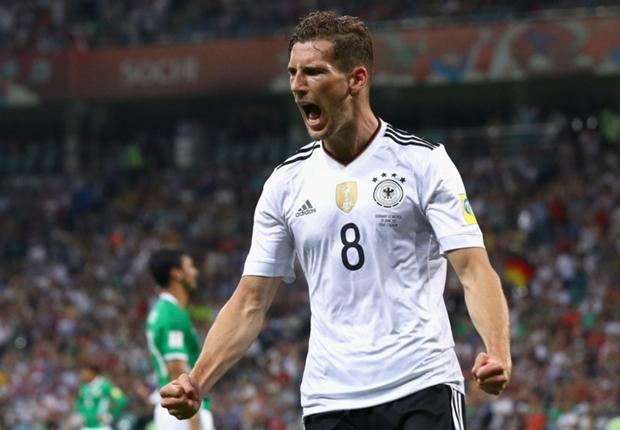 ヤング・ドイツがメキシコを4発粉砕…コンフェデ杯でチリの待つ決勝へ進出