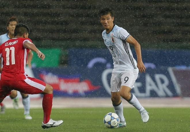 U-23アジア選手権予選が開幕! 東京五輪世代の森島司、小松蓮、中坂勇哉ら新戦力が初戦で躍動!