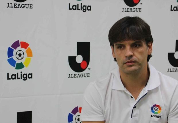 元スペイン代表FWが抱く日本の印象と、鹿島対セビージャの注目点は?/独占インタビュー第1回