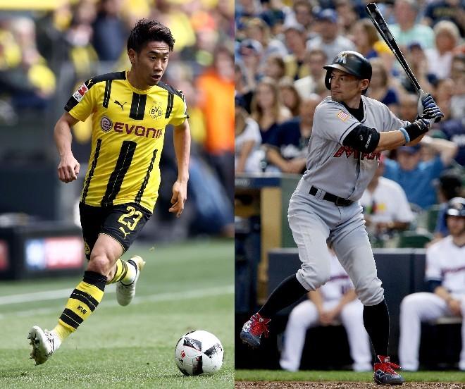サッカー界に衝撃!「好きなスポーツ選手TOP10」にひとりもランクインせず。最上位は本田でも香川でもなく…